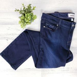 Paige Skyline Skinny Medium Wash Size 29 Jeans